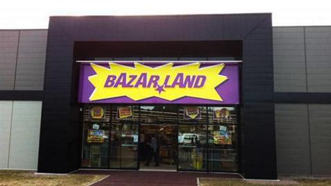 Le réseau de franchise Bazarland